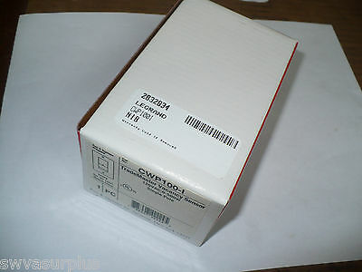 Pass Seymour Legrand Cwp100-i Vacancy Sensor 120vac 0-500w Ivory New