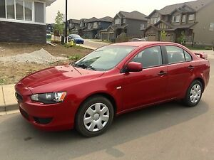 2009 Mitsubishi Lancer,New Summer & Winter tires,No Accidents