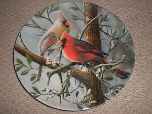 Knowles Collectable Bird Plates Kingston Kingston Area image 2