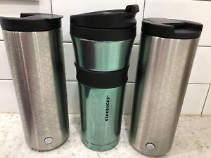 Starbucks travel mug collection brand new