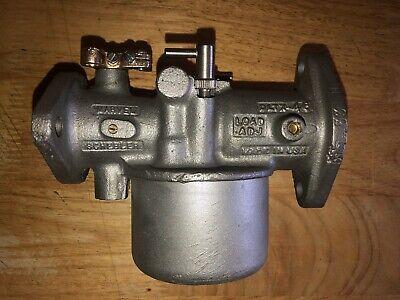 John Deere Tractor Carburetor Model H Marvel Schebler Dltx 26 Or 46 Carb