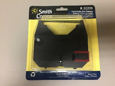 Smith Corona Wordsmith 100 150 200 250 Typewriter Correctable Film Ribbons