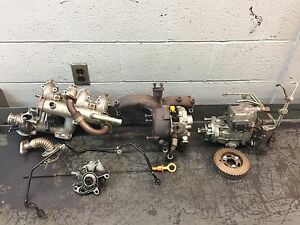 Volkswagon Diesel 1.9L ALH engine parts