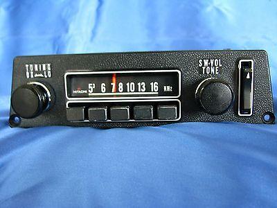 Datsun Nissan 240Z AM Seek Scan Radio 70-71 Stunning Condition OEM 260Z 280Z