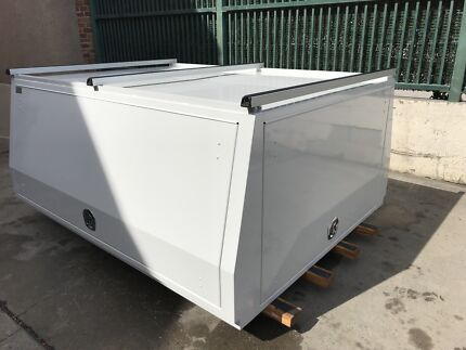 Toolbox canopy Ute truck aluminium toolbox canopy tool box   Other ...