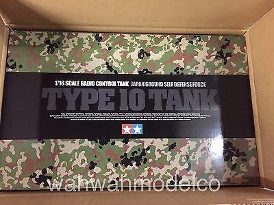 56037 JGSDF Type 10 Tank [TAMIYA 1/16 R/C TANK KIT]