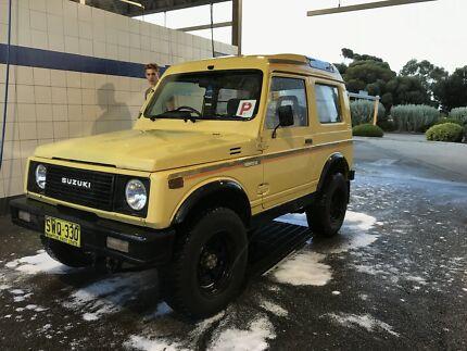 1985 Suzuki Sierra