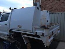 Bull Dual cab Alluminium  tray + Heavy duty toolbox Liverpool Liverpool Area Preview