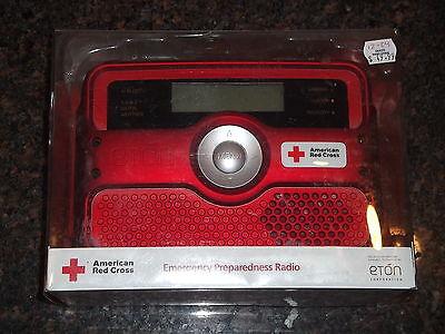 Weather Tracker FR800 - American Red Cross EMERGENCY PREPAREDNESS RADIO