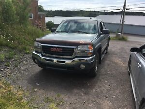 2007 GMC Sierra Nevada edition 3500 if go this week
