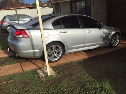 2007 Holden commodore sv6 Green Valley Liverpool Area Preview