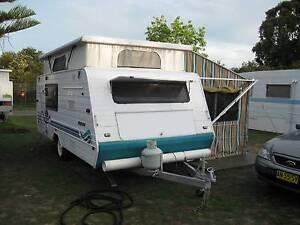 Jayco Freedom pop-top caravan Bexley Rockdale Area Preview