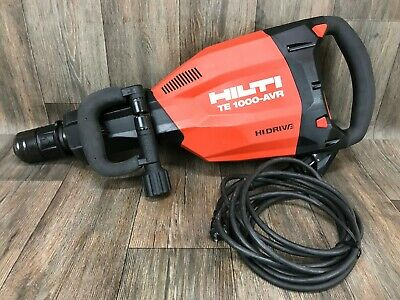 Hilti-te 1000 Avr Hi-drive Demolition Hammer Drill Demo Jack 1500 Polygon Te-s