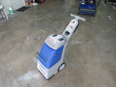 Kent C4 4 Gal. Carpet Cleaner Extractor Self Contained Unit With Rotating Brush