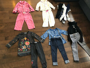 Lots de vêtements fille - 3 ans