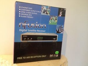 FTA Free To Air Satellite Receiver 1 of 2 for sale