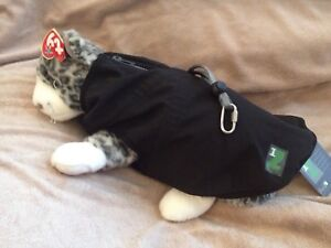 Paws 1Z Coat with Built-in Harness