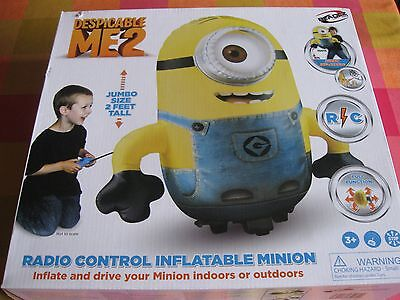 Radio Control Minion in Brilliant Condition Complete with Box and Instructions