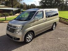 Nissan Elgrand E51 X ! 8SEAT ! SUROOF & CURTAIN !71k !CRUISE CONTROL ! Adelaide CBD Adelaide City Preview