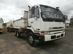 FOR SALE - UD CW350 TIPPER Gin Gin Bundaberg Surrounds Preview