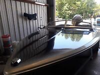 Classic 1978 Checkmate Predictor 1 with 1978 140 Hp Evinrude MAKE AN OFFER!