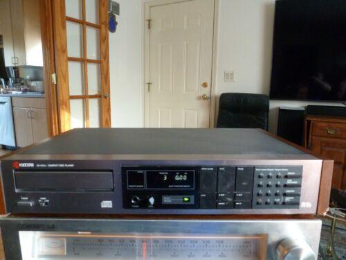 Kyocera DA-610cx CD Player