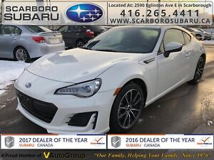 2017 Subaru BRZ FROM 1.9% FINANCING AVAILABLE