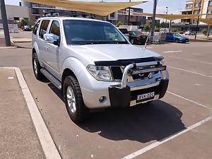 2008 Nissan Pathfinder R51 STL 4x4 Turbo Diesel St Marys Penrith Area Preview