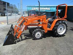 ***** KUBOTA TRACTOR/PACKAGE ***** Bentley Canning Area Preview