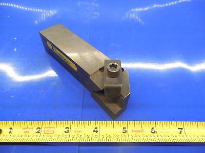 Nsl-205d Kennametal 1 14 Shank Ins N-5-l Left Hand Top Notch Lathe Tool Holder