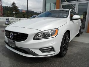 2018 Volvo V60 T6 AWD Dynamic /Lease for $399/Month ($5000 Down)
