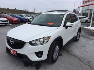 2015 Mazda CX-5 GS/ FWD/WINTER TIRE PACKAGE INCLUDED!!!