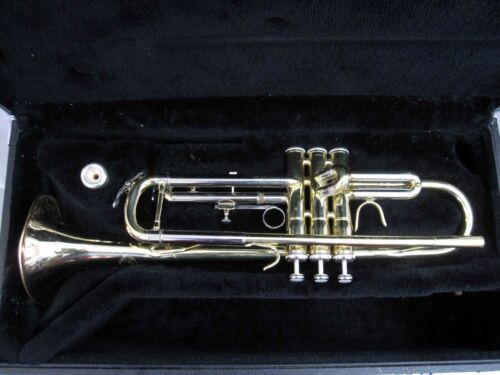 Jupiter JTR-600M Standard Student Bb Trumpet, includes mouthpiece & Hard Case