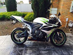 2008 Honda CBR600RR HANNspree Ten Kate Caroline Springs Melton Area Preview