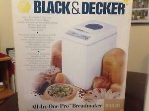 All-in-one Breadmaker