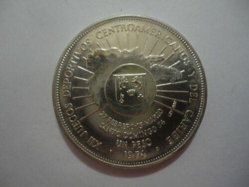 Dominican Republic 1974 Peso KM35
