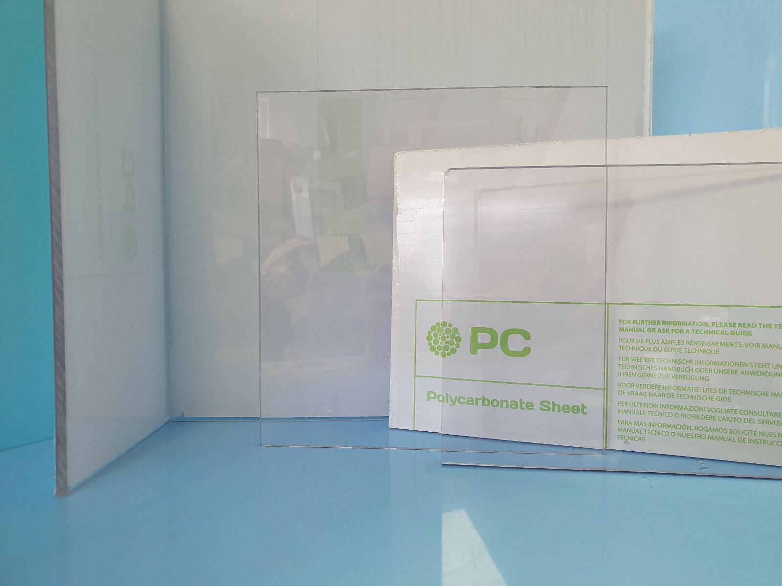 7053a Polycarbonate Transparent 20mm PC 1000