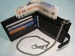 Gents-Soft-Leather-Wallet-with-Security-Chain