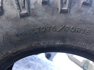 Goodyear duratrac tires