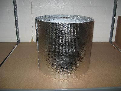 316 Double Foil Bubble Insulation Reflective Wrap - 16 X 125