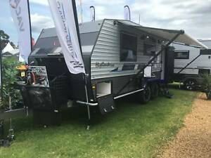 2018 Vacationer Highlander Full Off Road, Full Ensuite 21FT Nar Nar Goon North Cardinia Area Preview