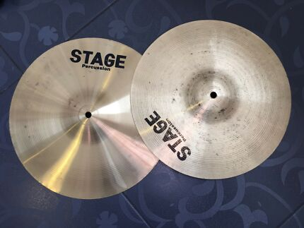 High Hat Cymbals