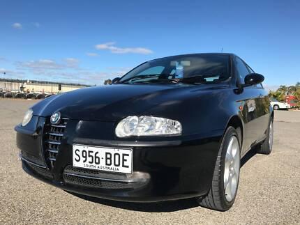 2002 Alfa Romeo 147 Selespeed Auto Luxury 143xxxkms $4999 ! Pooraka Salisbury Area Preview