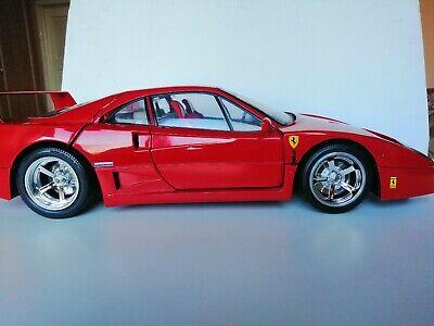 Ferrari F40 Testarossa Porsche 1 /8  Pocher