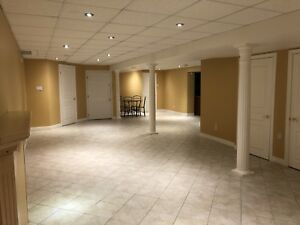 Clean And Modern 1 Bedroom Basement Apartment In Woodbridge
