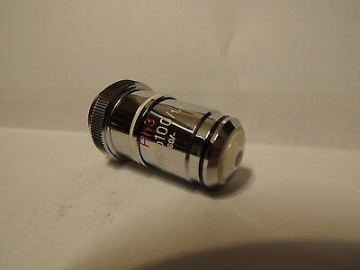 Zeiss Microscope Objective Ph3 Planapo 100x Plan Apo Phase Contrast Excellent