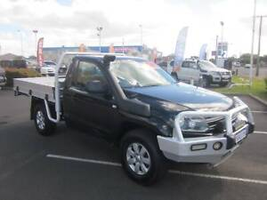 2012 Volkswagen Amarok TDI400 6 Speed 4x4 Tray Top Utility Geographe Busselton Area Preview