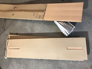 IKEA shelving Jarpen (beach wood)new never used