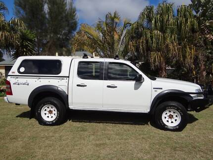 2007 Ford Ranger Ute with full ARB canopy, loads of extra's Barragup Murray Area Preview