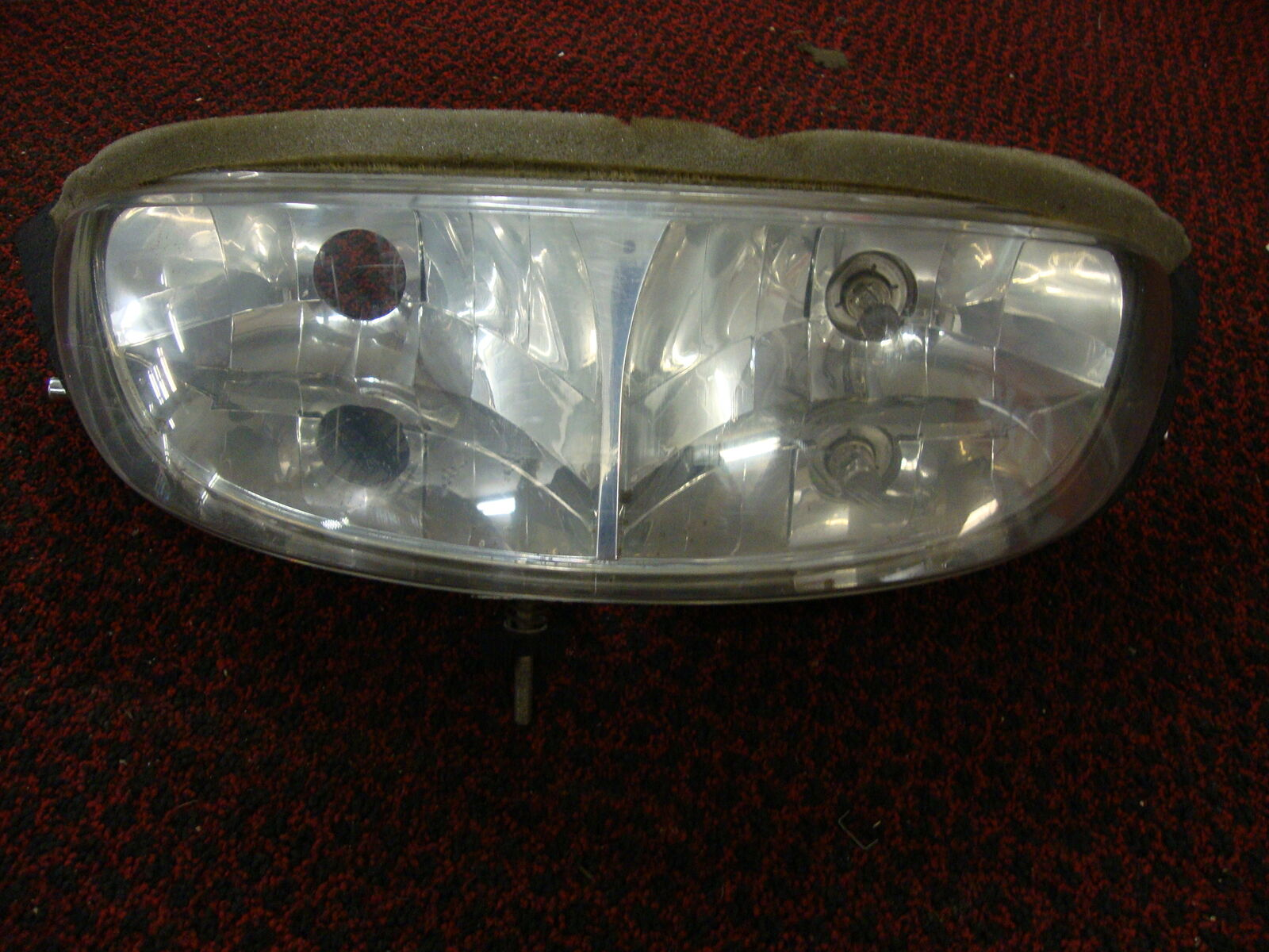 2001 Polaris XC SP 800 FRONT HEAD LIGHT LAMP HEADLIGHT 2410132